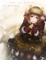 [Secret:winter]Himeno by NoahXica