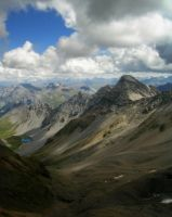 Parpaner Rothorn by orographic