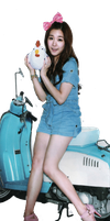 Tiffany Render by HanaBell1