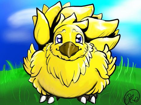 Chocobo by Philiphouse