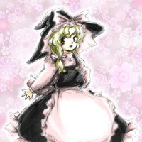 Marisa of Spring and the Love by noriro