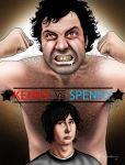 Kenny vs Spenny by LabrenzInk