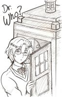Dr. Who? .:APH:. by GYRHS