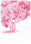 Red Tree by Trepanation42