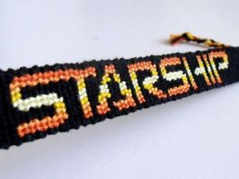 Starship bracelet by letax