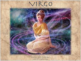 Virgo by LorenzoDiMauro