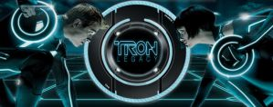 Tron Cover Photo by DeepXC