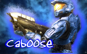 Caboose Signature by krazykyuubilv3
