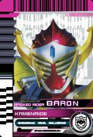Kamen Ride Baron by Mastvid
