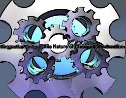 Inspector Gadget The Nature of Change+Destruction by systemcat