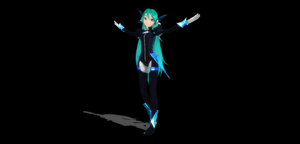 NEW PHYSICS AND NEW SPA PLUG-IN MiKU DL [END] by SenseiTag