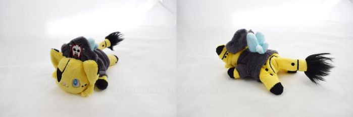 Captain Honey Bumble Kuttari by PlanetPlush
