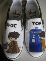 Doctor's Shoes by oujou-chan
