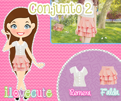 Conjunto 2 by IloveCute1220