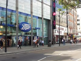 Oxford Street Summer 2014 by ChristianPrime1-Bot
