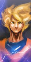 Son Goku by fuad-mddin