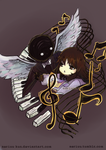COMMISSION - Deemo by aeriuu-kun