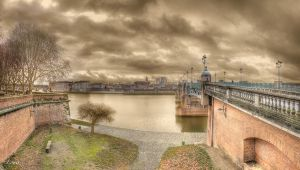 Toulouse - france - photo HDR by Louis-photos