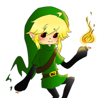 BEN Drowned // Just a spark to light the way by MidnightAxyll
