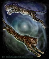 Cosmic Bengals by BlackMysticA
