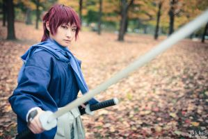 Kenshin - 4 by alucardleashed