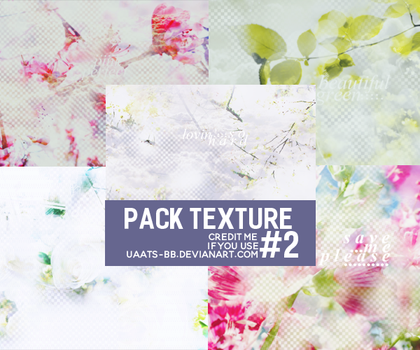 { RESOURCES - Pack Texture } #2 by uaats-BB