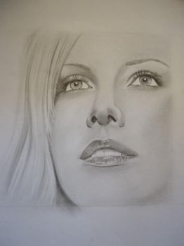 Charlize Theron by Brighde
