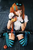 ::Mrs.pumpkin:: by aoriko