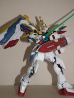 Gundam wing EW finished 3 by Alucus