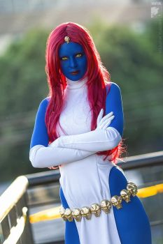 Mystique by Rei-Doll