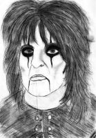 Alice Cooper by diamar86