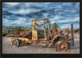 Weathered III by HogRider