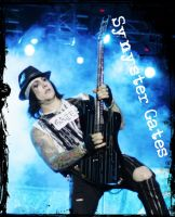 Synyster Gates by Jabari123