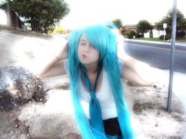 VOCALOID2 - MIKU, YOU SAY?! by WendySakana