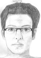 Police Sketch of Myself by Soldiers-of-Legacy