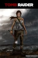 Tomb Raider - The Survivor is born by zelu1984