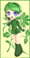 Superstar Saria by roquera