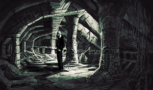 The Ruins by 13deadman