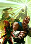 Street Fighter IV 1 by UdonCrew
