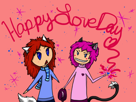 Happy Love Day by CobaltCupcakes
