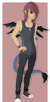 Dylan The Hydreigon by Nimbose