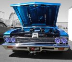 Chevelle Blues by napoland