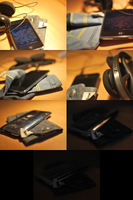 iPod Touch carrying bag by Kemaru