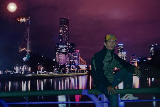 City_Night by faried-dmt