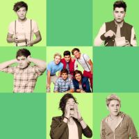1D green by micamoneo