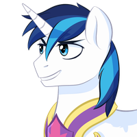 Shining Armor icon by Tentacuddles