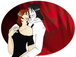 .:AT::FridaPearlie +Jeff:. by Spooksthetic