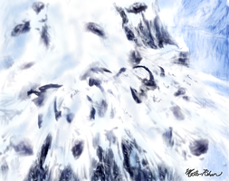 Hiccup's Quest - Avalanche by masterrohan