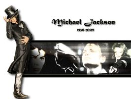 Michael Jackson Wallpaper 2 by Data2link