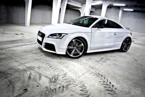 Audi TT-RS by alexisgoure